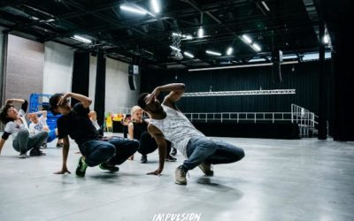 Stage technique de danse hip hop vacances Toussaint 2018