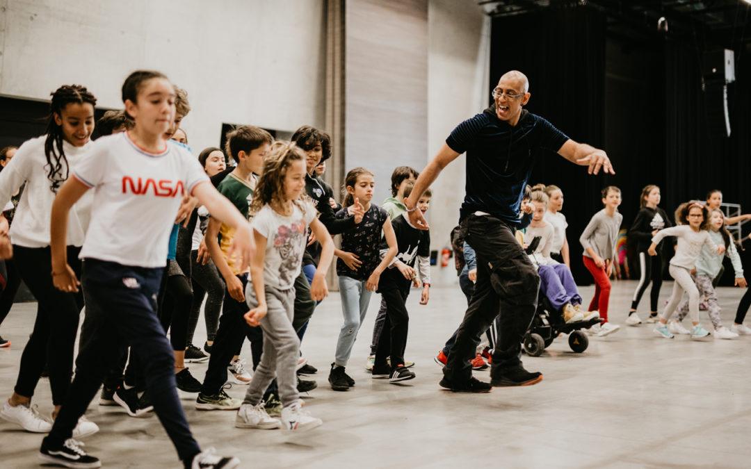 Stages danse & beatbox – Impulsion 2020
