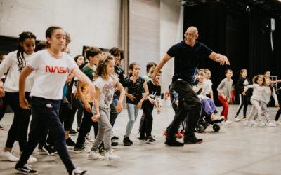 Stage de danse hip hop vacances Toussaint 2019