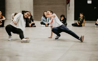 Stage danse hip-hop – Vacances février 2020