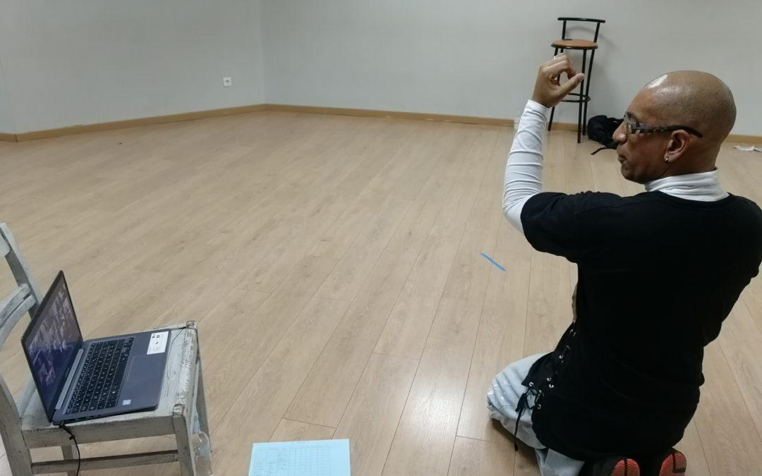 Atelier danse hip-hop par visio – Mercredi 25 novembre