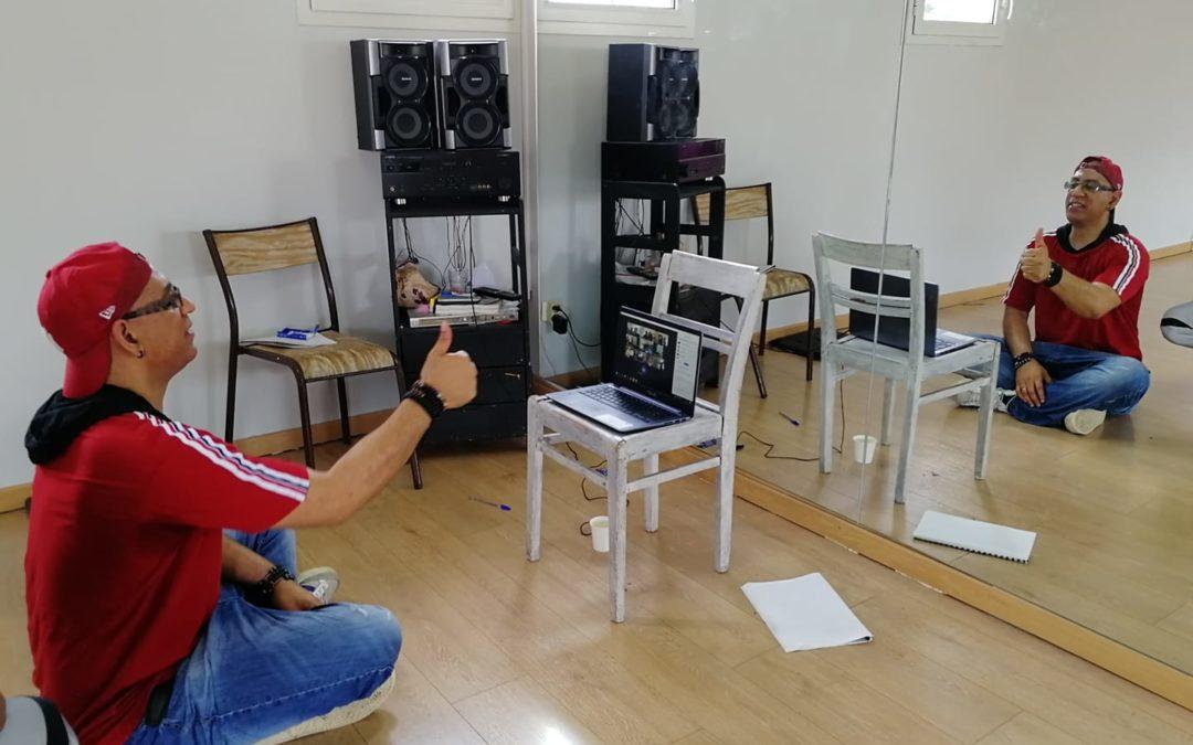 Atelier danse hip-hop par visio – Mercredi 18 novembre