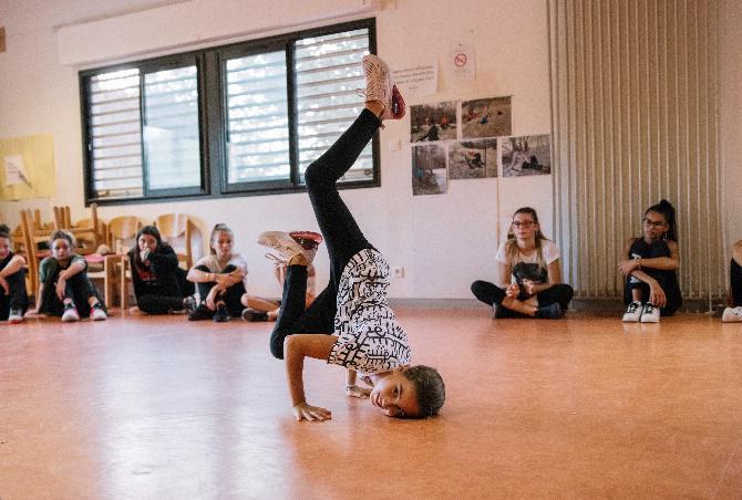 Stage danse hip-hop – Été 2021